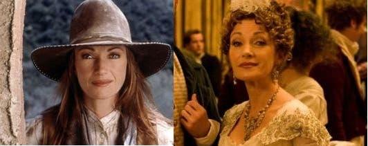 Jane Seymour Prima e dopo