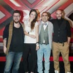 X Factor 7 - Elio con gli over