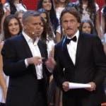 Massimo Ghini e Cesare Bocci