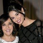 Patrizia Mirigliani e Francesca Chillemi