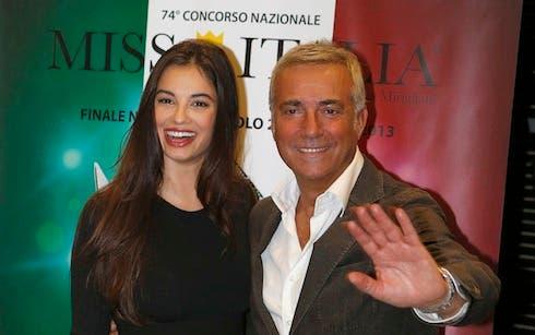 Miss Italia 2013 Massimo Ghini