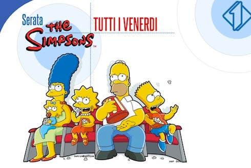 Palinsesti Mediaset dicembre 2013 i simpson