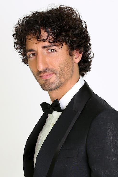 Samuel Peron - maestro Ballando con le Stelle 2013