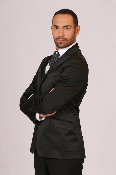 Stefano Oradei - maestro di Ballando con le Stelle 2013