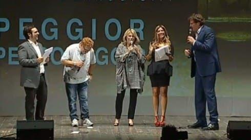 Teleratti 2013 - Davide Maggio, Fabrizio Bracconeri, Rita Dalla Chiesa, Selvaggia Lucarelli e Marco Senise