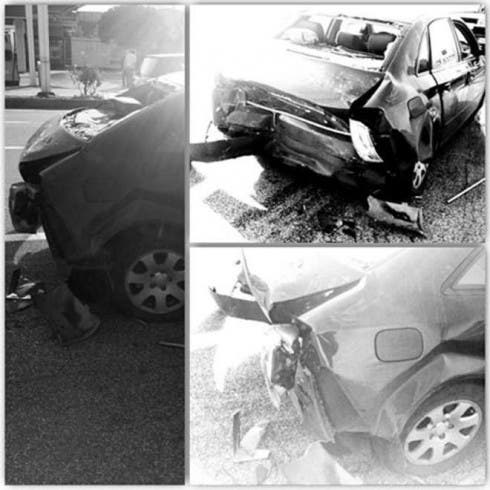 Tony Maiello - incidente