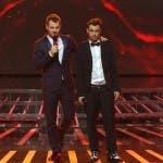 X Factor 7 Live - Alessandro Cattelan e Lorenzo