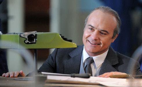 ascolti tv 29 ottobre 2013 Adriano Olivetti