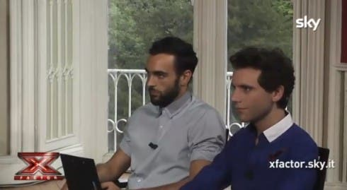 X Factor 7 - Home Visit: Mika con Marco Mengoni