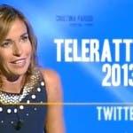 Cristina Parodi a Reputescion, TeleRatti 2013