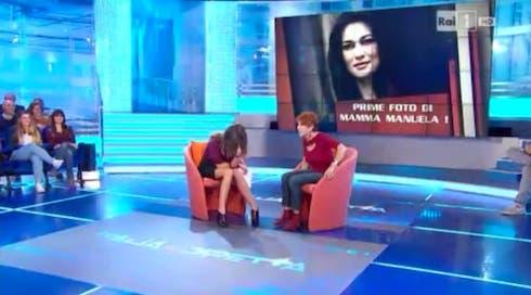 Alda D'Eusanio - Paola Perego - Vita in Diretta