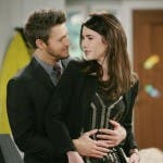 Scott Clifton e Jacquline MacInnes Wood