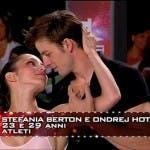 Italia's got Talent Stefania Berton e Ondrej Hotarek