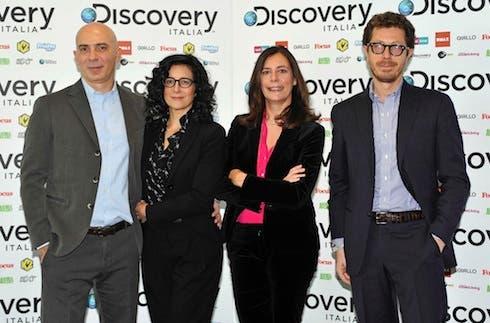 discovery novità 2014