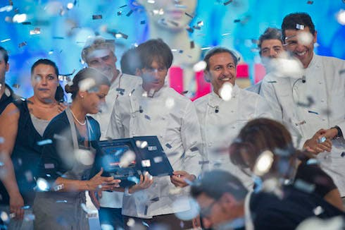 Monica Neri vince The Chef