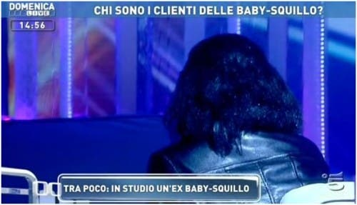 pagelle baby squillo