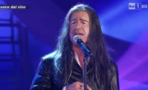 Tale e Quale Show - Il Torneo - Paolo Conticini imita Drupi