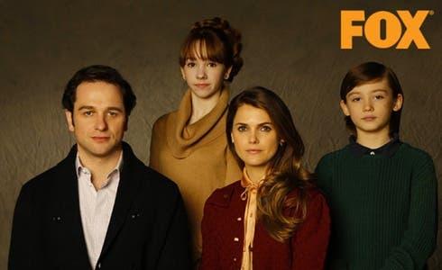 Il cast di The Americans