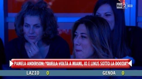 Virginia Raffaele - Quelli che il calcio 2013