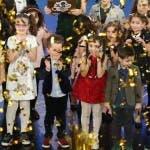 Zecchino d'Oro 2013 (dalla pagina Facebook)