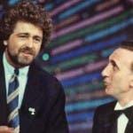 Pippo Baudo, Beppe Grillo