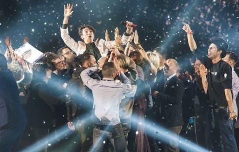 Michele vince X Factor (da Sky.it)