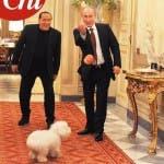 Berlusconi, Putin e Dudù