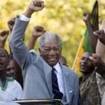 Invictus, Nelson Mandela