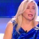 Mara Venier piange 3