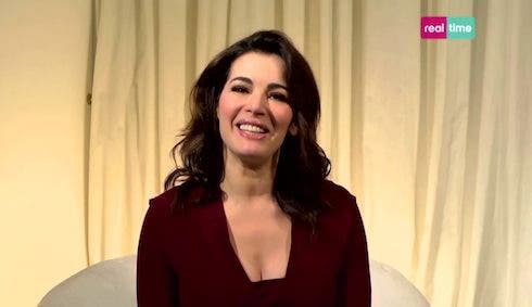 Nigella Lawson - promo natale Real Time
