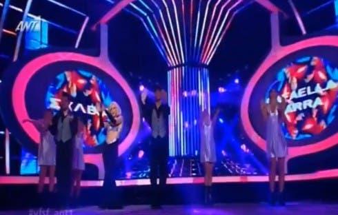 Raffaella Carrà - Tale e Quale Show greco