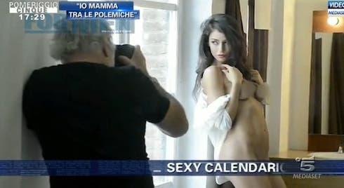 Raffaela Fico Calendario.Le Pagelle Della Settimana Tv 25 11 1 12 2013 Promossi