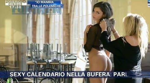 Ela weber vs barbara chiappini - 2 part 8