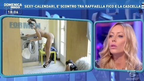 Raffaella Fico vs Karina Cascella