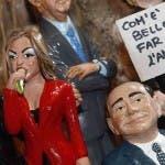 Silvio Berlusconi e Francesca Pascale - da napolitoday