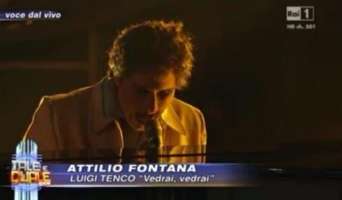 Attilio Fontana vince il Torneo di Tale e Quale Show