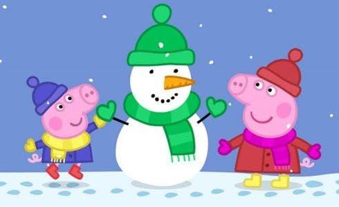 Peppa Pig Il Compleanno Di Natale.Buon Natale Peppa Pig Davidemaggio It