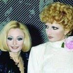 Raffaella Carrà e Mina