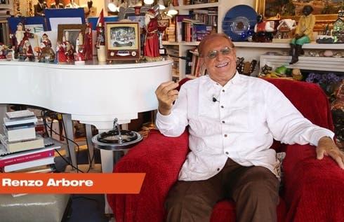 Renzo Arbore, Televisori