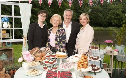 Bake Off UK
