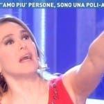 Barbara D'Urso porno domenica live