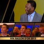Proclamazione del vincitore del Pallone d'oro 2013