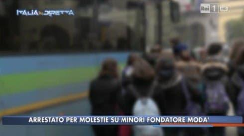 Modà - Arrestato Paolo Bovi