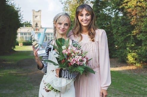 Bake Off Italia - Benedetta Parodi e Madalina Pometescu