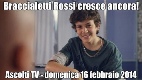 Braccialetti Rossi - Davide