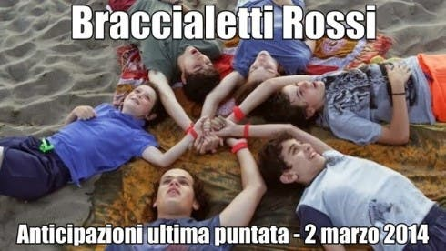 Braccialetti Rossi - anticipazioni ultima puntata