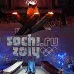 Cerimonia Sochi 2014