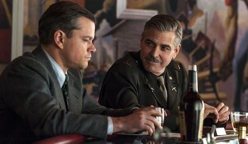Clooney - Damon - Monuments