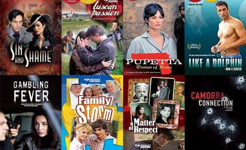 Fiction Mediaset all'estero