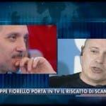 Pino Maddaloni e Anna Foglietta ne La Squadra